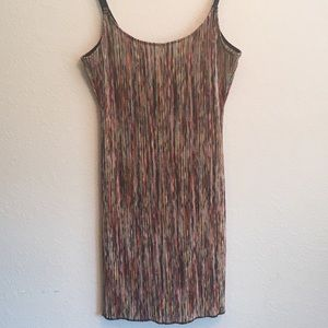 NWT Free People Multicolored Dress